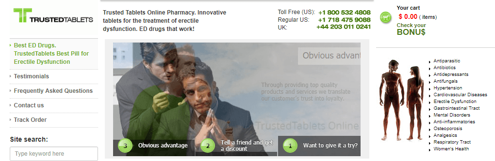 Trustedtabletsonline: A 10-Year Old Business Known for Offering Affordable Generic Medicines